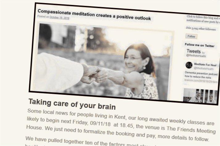 Maintain a healthy brain