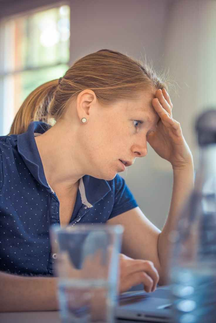 Anxiety in middle age linked to higher risks of dementia